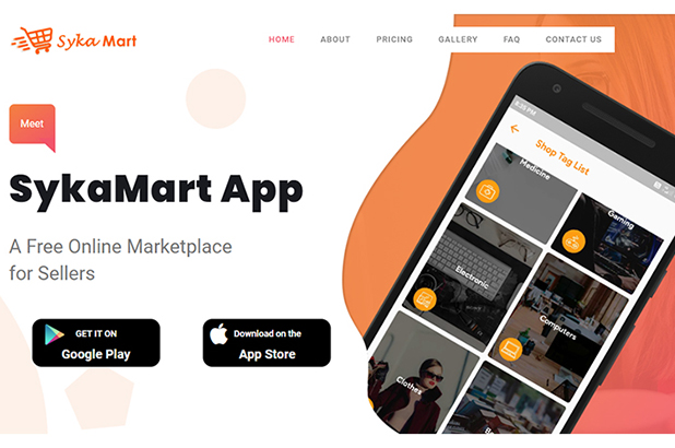 The Advent of an E-Commerce platform SYKAMART to pitch your Business